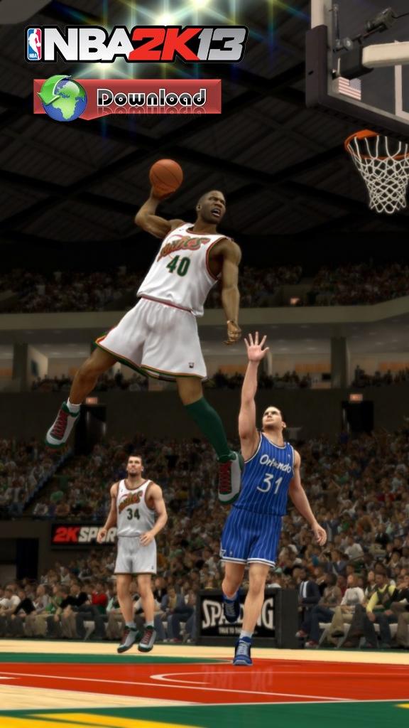 СКАЧАТЬ НБА2К13 ПК
