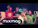 Brown & Gammon & Flux Pavilion & Roksonix & Odjbox - Mixmag's Lab