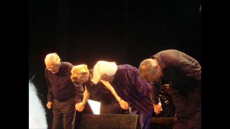 Natalie Dessay chante Michel Legrand Opéra Théâtre d'Avignon December 8 2012