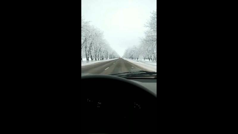 КБР с.Лечинкай зима 2018
