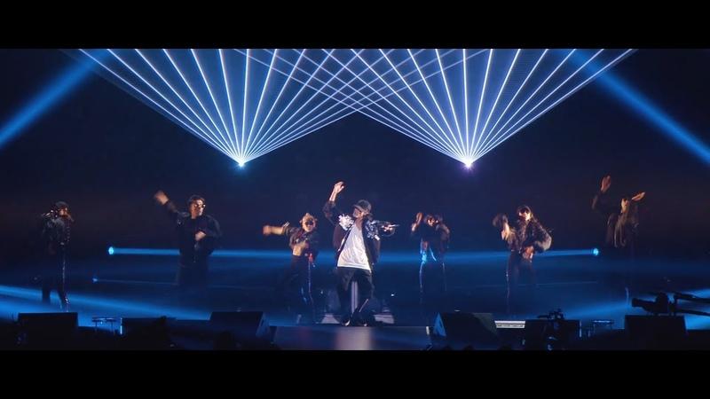 "JIN AKANISHI赤西仁- Dayum(Rearranged) JIN AKANISHI LIVE TOUR 2018 ""Blessèd"" in MAKUHARI"