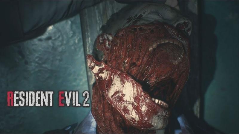 Resident Evil 2 - 2 серия [Полицейский участок]
