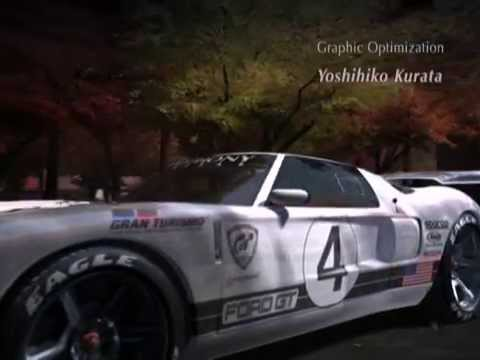 Gran Turismo 4 Intro HQ (Japanese version - Moon Over The Castle)