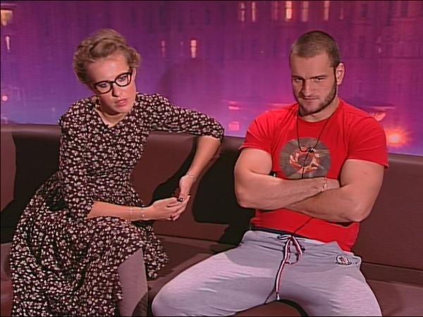 ДОМ-2 Город любви 2749 день Вечерний эфир (19.11.2011)