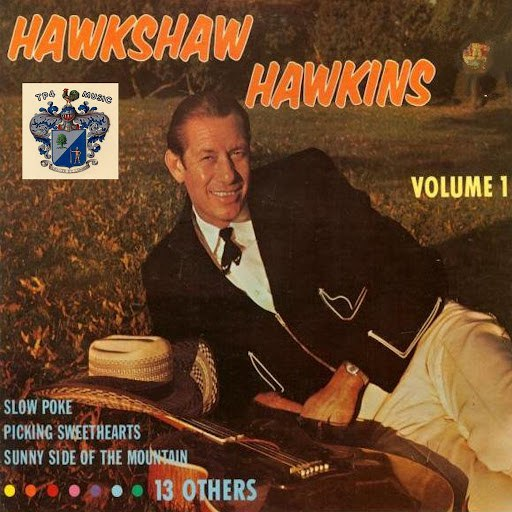 Hawkshaw Hawkins альбом Hawkshaw Hawkins