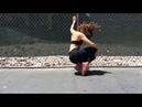 Camren Bicondova Selina Kyle Gotham Credit to Camren Bicondova Camren dancing again