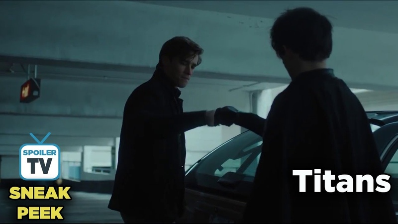 Titans 1x06 Sneak Peek Jason Todd