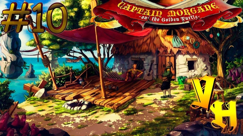 😎 СЫН ТАННЕРА ХИППИ 😎 Captain Morgane and the Golden Turtle 😎 10