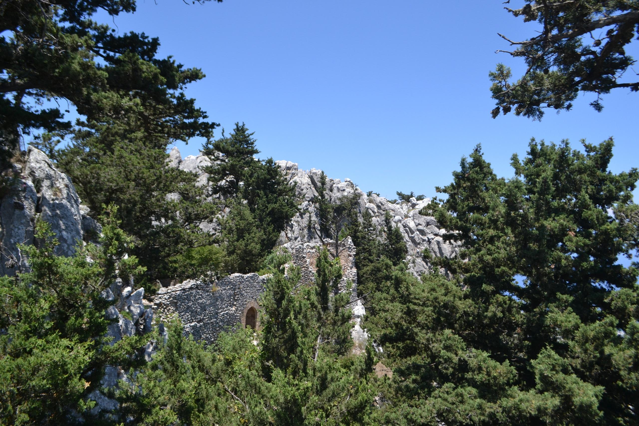 Северный Кипр. Замок Святого Иллариона. (фото). - Страница 2 I0ga0NGPlu8