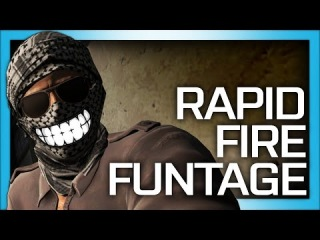 RAPID FIRE FUNTAGE - Counter Strike: Global Offensive