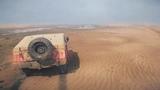 Через пустыню на Hummer H1