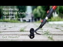 Weed Snatcher, The Ultimate Crack Crevice Weeding Tool