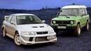 Битва поколений: первый Pajero, Evolution TME и Eclipse Cross. История полного привода Mitsubishi
