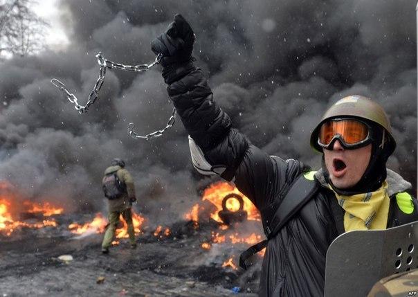 Євромайдан за свободу українців фото