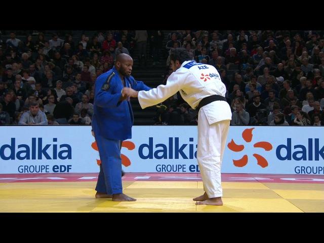 GS Paris 2017, 100 kg, 2 round, Jorge Fonseca(POR)-Elmar Gasimov(AZE)