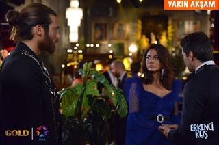 """Erkenci Kuş on Instagram: """"Can ve Sanem'in gözleri de kalpleri de hala birbirlerinde!? #ErkenciKuş yeni bölümüyle yarın @startv'de.? @1demetozdemir..."""