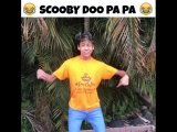 scooby do pa pa