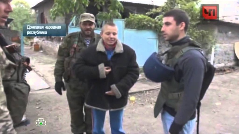 Подросток сирота прятался от бойцов нацгвардии в разрушенном Кировске
