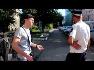 09.08.2014 ААА ширманов у парковки взялся за