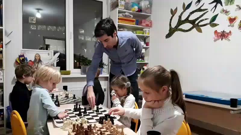 Шахматная студия Мери Поппинс и друзья