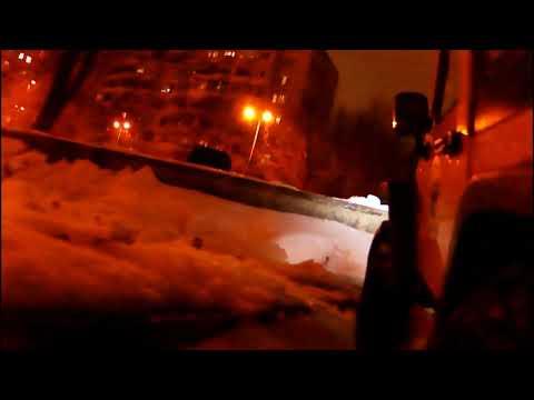 MST CFX in first snow