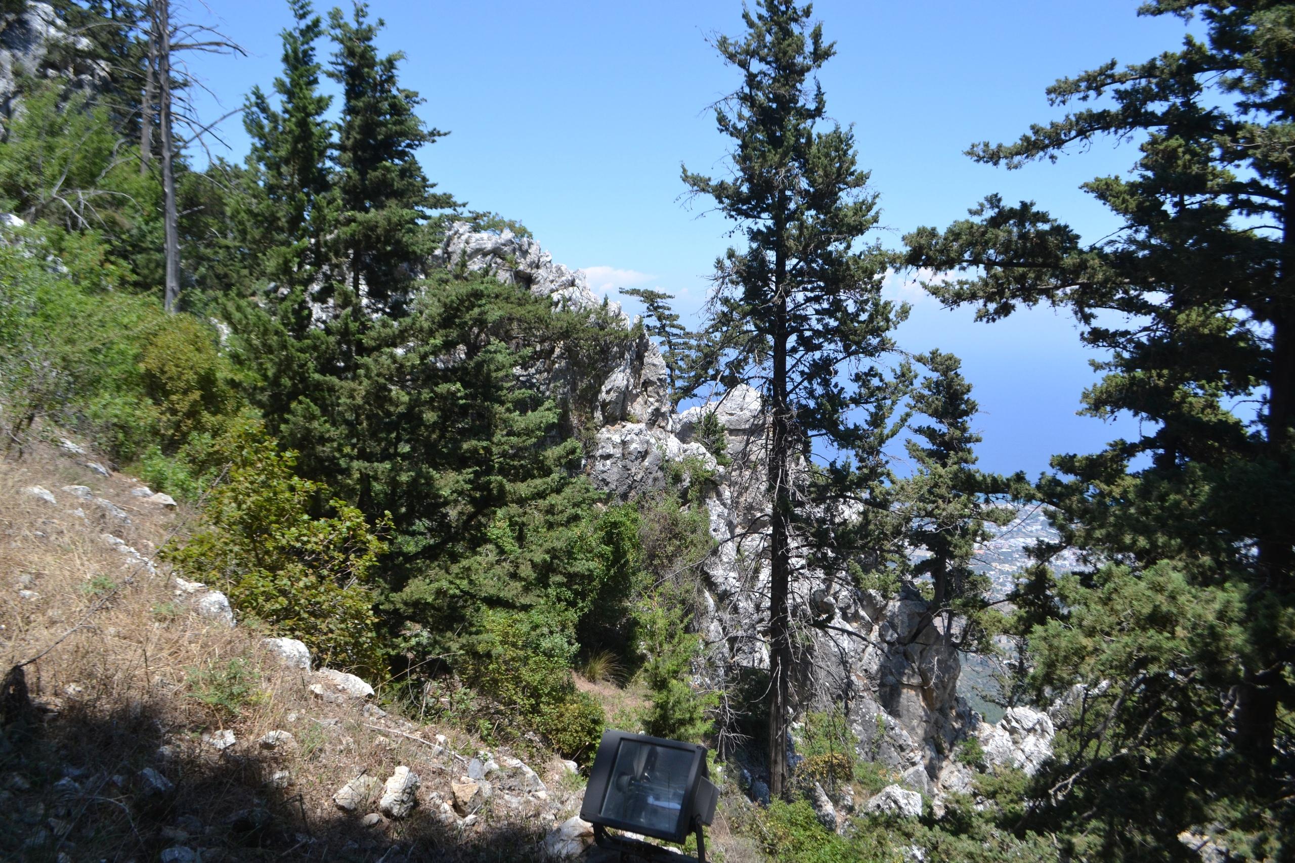 Северный Кипр. Замок Святого Иллариона. (фото). - Страница 2 FUdwNh1ySw8