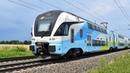 Züge Oftering ● strecke Linz - Salzburg ● bis zu 200 km/hod