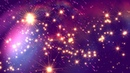 4K Rainbow Comet Nebula ◉ 1000 Min. ◉ Moving Background AAVFX