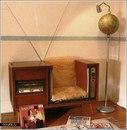 Кресло из старого телевизора идеи вашего дома архитектура и интерьер.