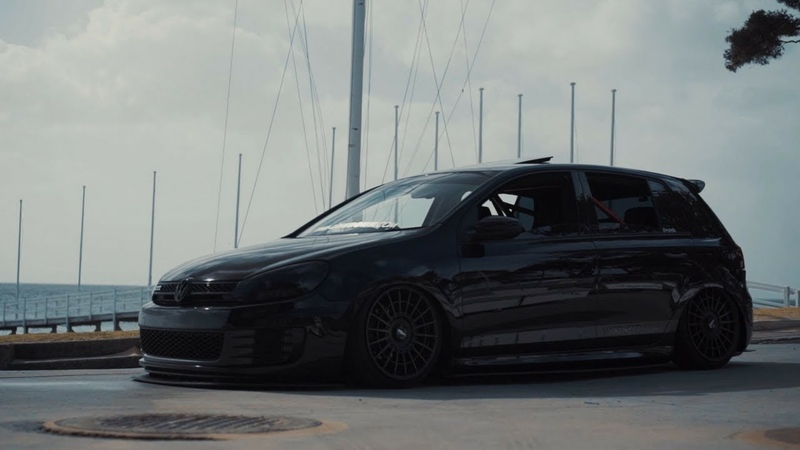 Volkswagen Golf GTI (MK6) XForce Exhaust System
