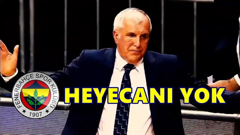 Fenerbahçe Doğuş 2018 Euroleague Baskonia maçı öncesi motivasyon klibi - Heyecanı Yok