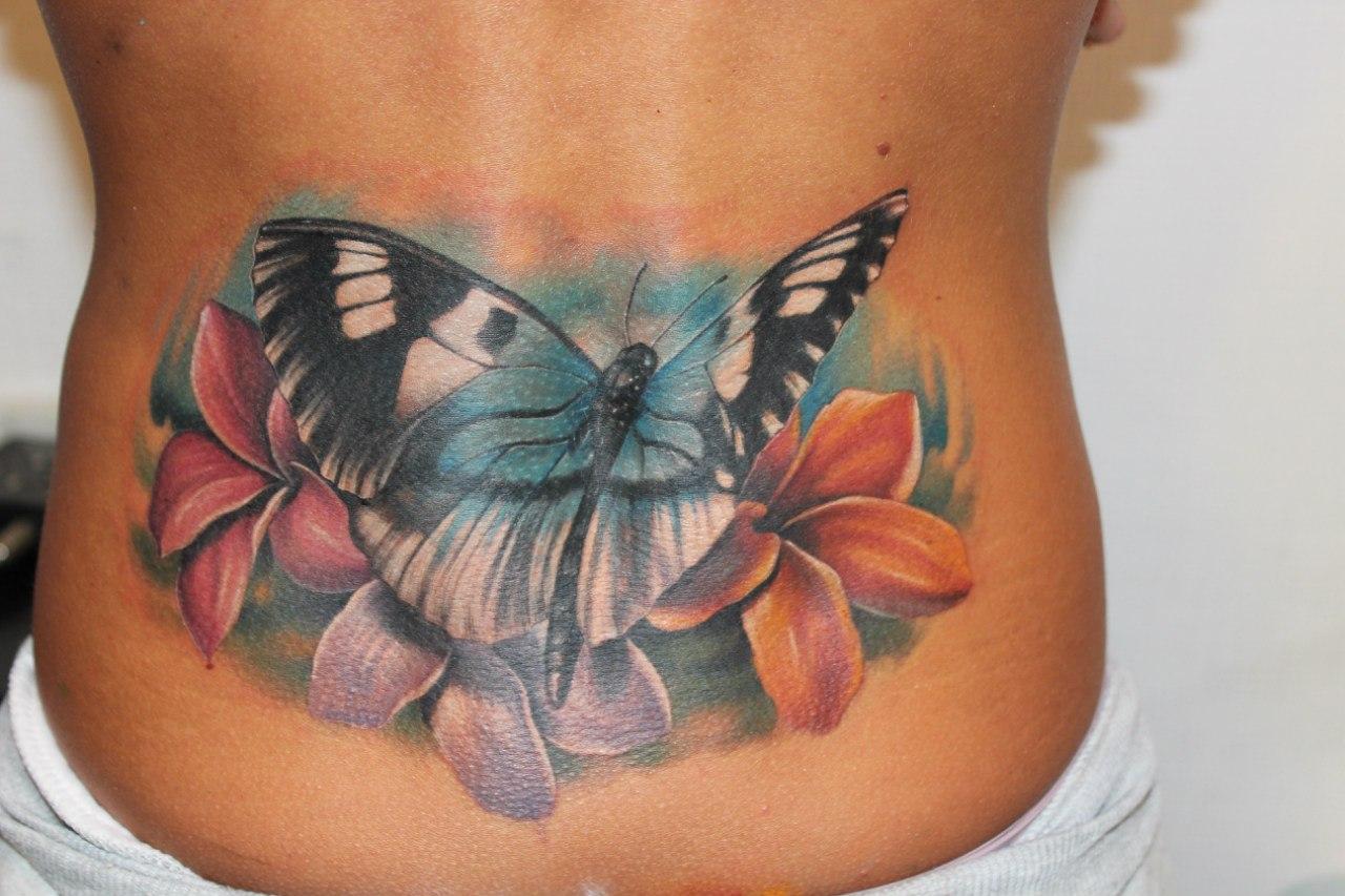 Татуировки для девушек на шрамах фото