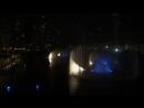 Поющий фонтан в Дубаи ОАЭ