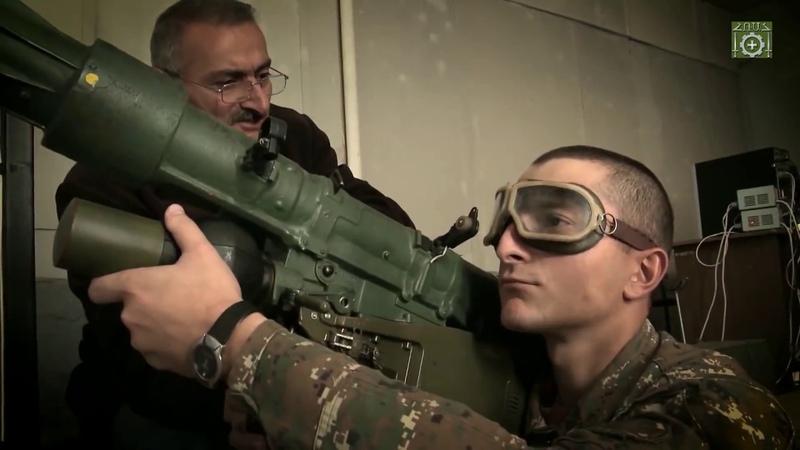 Asegh - Тренажёр подготовки стрелков ПЗРК Игла