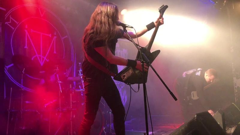 Victim (Thrash Metal - Weimar) Live 10.03.2018 - Kassel K19