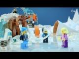 Можно ли оживить мамонта – LEGO City и National Geographic
