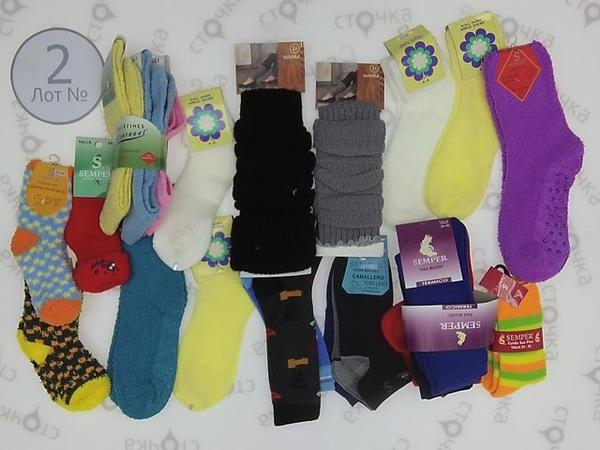 NEW SOCKS KIDS JUNIORS AUTUMN WINTER 2, сток одежда оптом