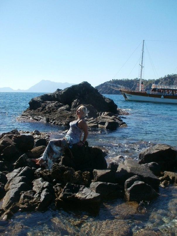 Мои путешествия. Елена Руденко. Остров Фасалис. 2011 г. AQeZ3dcoVoY