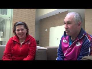 Трогательное интервью родителей Евгения Малкина