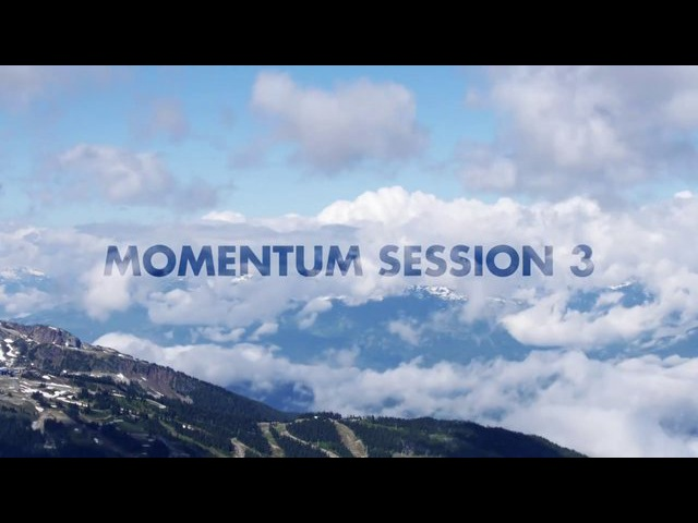 Momentum Camps 2013 - Session 3 Edit