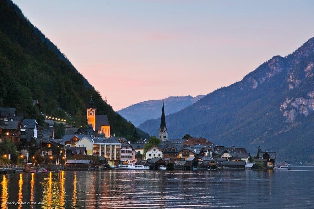 Hallstat,Avstrija