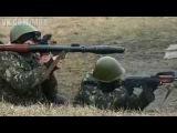 Тренировка спецназа Украины/ Ukrainian specnaz training