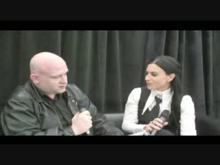 Lacuna Coil - Breaking The Code - The Fans: Empty Spiral Interview (Visual Karma (Body, Mind  Soul) DVD)