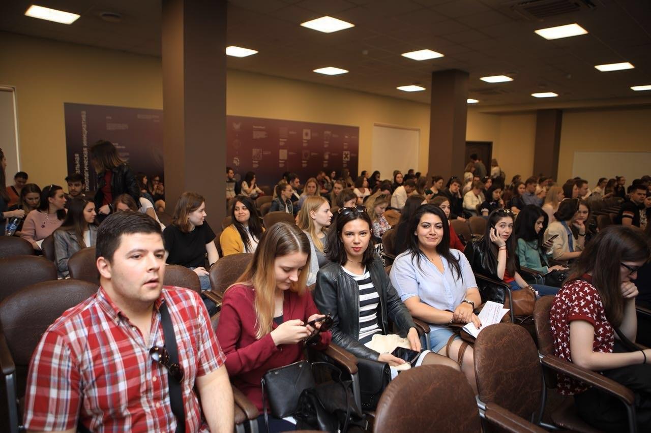 РОО «Врачи Санкт-Петербурга» провела форум выпускников медицинских вузов «Завтра выпуск. Что дальше?»