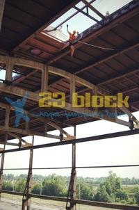 Прыжки с веревкой 3 августа - объект РЫБА