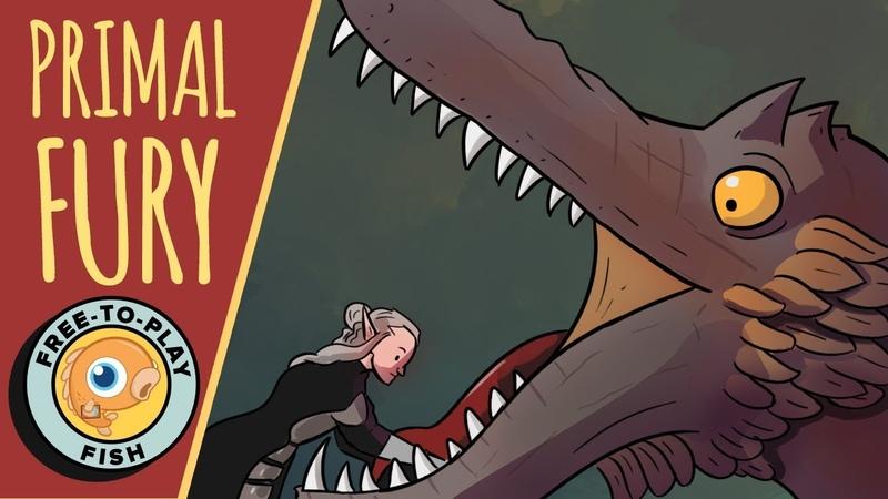 Free-To-Play Fish: Gruul Primal Fury (Standard, Magic Arena)