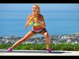 FITNESS: LONG, SEXY MUSCLES IN 40 MIN - Fitness and Workout Series