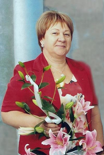 Людмила Воюш, 25 ноября 1953, Киев, id211528654