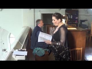 F Cilea, Adriena Leqouvreur (2 aria)