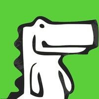 Логотип Игра Крокодил Россия